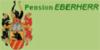 Kundenlogo von Eberherr Pension