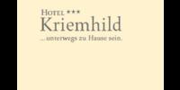Kundenlogo Hotel Kriemhild am Hirschanger