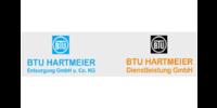 Kundenlogo BTU Hartmeier Containerdienst