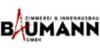 Kundenlogo von Baumann Josef GmbH Zimmerei