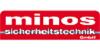 Kundenlogo von minos Sicherheitstechnik GmbH