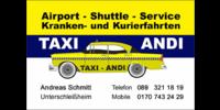 Kundenlogo ANDI-TAXI
