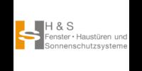 Kundenlogo H & S Fenster, Haustüren und Sonnenschutzsysteme