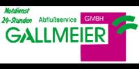 Kundenlogo Abflussdienst Gallmeier Sani Blitz GmbH