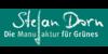 Kundenlogo von Dorn Stefan Die Manufaktur für Grünes