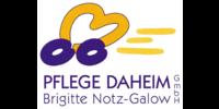 Kundenlogo PFLEGE DAHEIM - Brigitte Notz-Galow GmbH