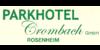 Kundenlogo von Parkhotel Crombach GmbH