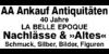 Kundenlogo von A A Ankauf Antiquitäten