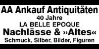 Kundenlogo A A Ankauf Antiquitäten