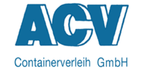 Kundenlogo A.C.V.Container GmbH Containerdienst-Recycling