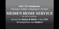 Kundenlogo Medien Home Service