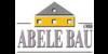 Kundenlogo von Abele Bau GmbH