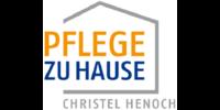 Kundenlogo PFLEGE ZU HAUSE, CHRISTEL HENOCH GmbH