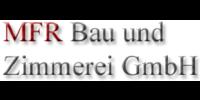 Kundenlogo MFR Bau- u. Zimmerei GmbH Zimmerei