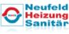 Kundenlogo von Neufeld Helmut GmbH Heizung - Sanitär