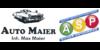 Kundenlogo von Auto Maier Inh. Max Maier