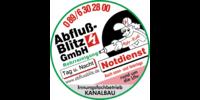 Kundenlogo Abflußblitz GmbH