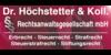 Kundenlogo von Höchstetter & Koll.