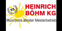 Kundenlogo Heinrich Böhm KG Rolläden