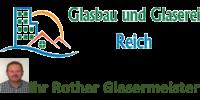 Kundenlogo Glasbau und Glaserei Reich