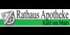 Kundenlogo von Rathaus-Apotheke