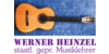 Kundenlogo von Musikunterricht Heinzel Werner