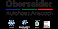Kundenlogo Auto Autohaus Ansbach Oberseider W.GmbH&Co.KG