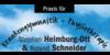 Kundenlogo von Krankengymnastik Heimburg-Ott Stephan