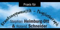 Kundenlogo Krankengymnastik Heimburg-Ott Stephan