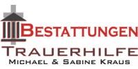 Kundenlogo Kraus Bestattungen Michael Kraus GmbH