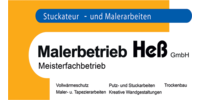 Kundenlogo Malerbetrieb Heß GmbH