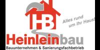 Kundenlogo Heinleinbau Bauunternehmen & Sanierungsfachbetrieb