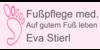 Kundenlogo von Fußpflege Stierl Eva