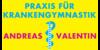Kundenlogo von Valentin, Andreas - Krankengymnastik u. Physiotherapie