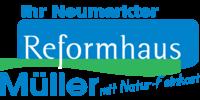 Kundenlogo Reformhaus Müller