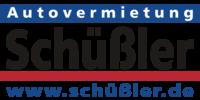 Kundenlogo Autovermietung Schüßler GmbH