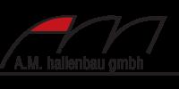 Kundenlogo A.M. Hallenbau GmbH