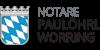 Kundenlogo von Notarin Paulöhrl Silvia und Worring Jan-Frederic