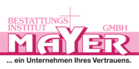 Kundenlogo Bestattungsinstitut Mayer