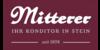 Kundenlogo von Konditorei-Café Mitterer