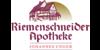 Kundenlogo von Riemenschneider Apotheke