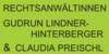 Kundenlogo von Rechtsanwältinnen Lindner-Hinterberger Gudrun & Preischl Claudia