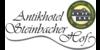 Kundenlogo von Antikhotel Steinbacher Hof
