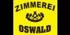 Kundenlogo von Oswald Christian Zimmerei GmbH & Co KG