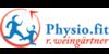 Kundenlogo von Krankengymnastik Physio Fit, Weingärtner Roland