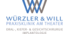 Kundenlogo von Würzler & Will Drs.