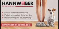 Kundenlogo HANNWEBER flooring GmbH & Co. KG