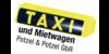 Kundenlogo von Taxiunternehmen Potzel & Potzel GbR