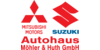 Kundenlogo von Autohaus Möhler & Huth GmbH