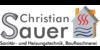 Kundenlogo von Heizungen Sauer Christian